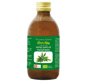 Oil Of life Hampfrøolie 250 ml