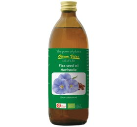 Oil of life Hørfrøolie 500 ml