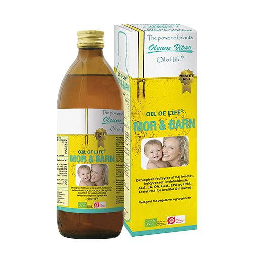 Oil Of Life Mor & Barn 500 ml - Hvornum