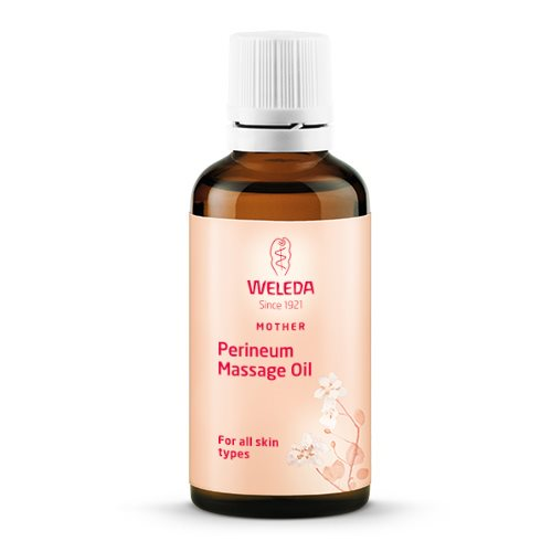 Weleda Perineum Massage oil 50 ml - Hvornum
