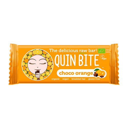 Quin Bite Choco Orange 30 g
