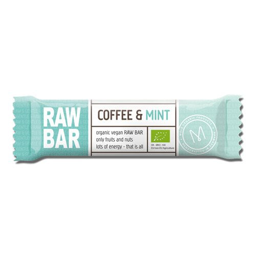 Raw Bar Kaffe & Mint 45 g