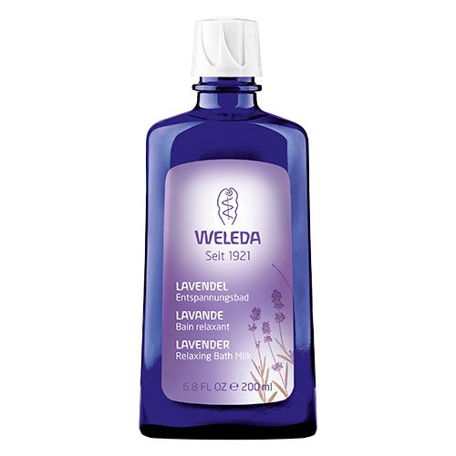 Weleda Lavender Relaxing Bath 200 ml
