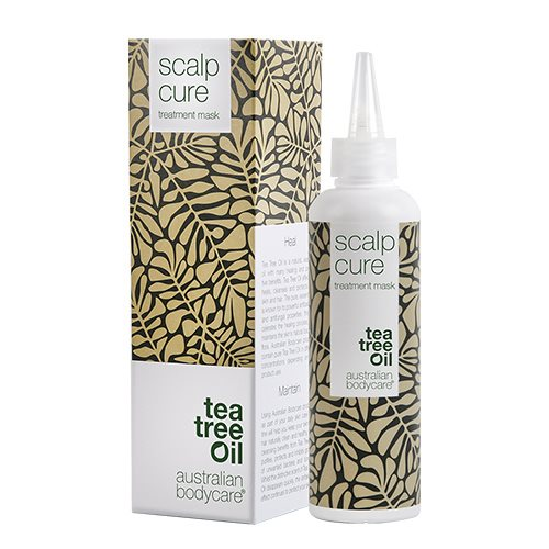 Australian Bodycare Scalp Cure - Treatment mask 150 ml - Hvornum
