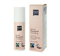 Fair Squared Shaving oil Intimate 30 ml - Hvornum