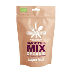 Superfruit Bær Smoothie mix 100 g - Hvornum