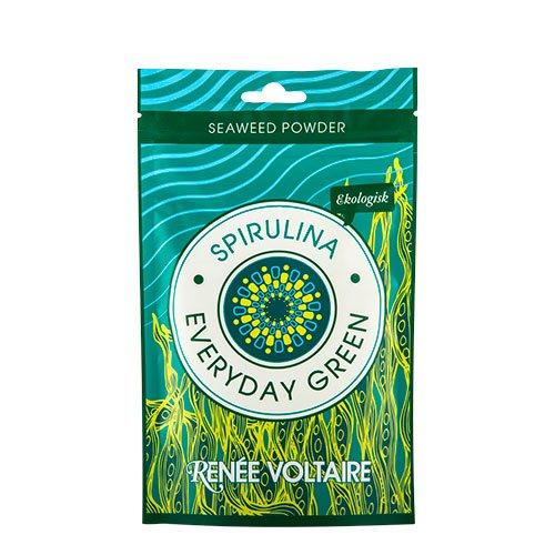 Renée Voltaire Spirulinea Everyday Green 100 g - Hvornum