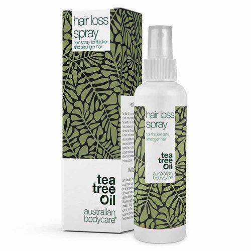 Australien Bodycare Spray & Grow Hårspray 150 ml - Hvornum