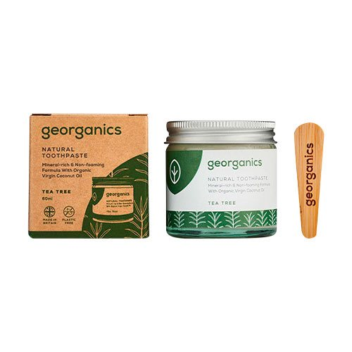 Georganics Tandpasta Tea Tree 60 ml