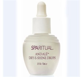 SPARITUAL Topcoat andalé dry & shine drops 15 ml
