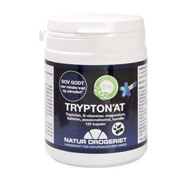 Natur Drogeriet TryptoN*AT 120 kap