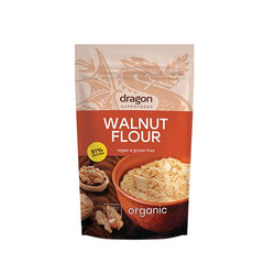 Dragon Superfoods Valnøddemel 200 g - Hvornum