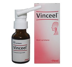 Heel Vinceel Mund & Halsspray 20 ml