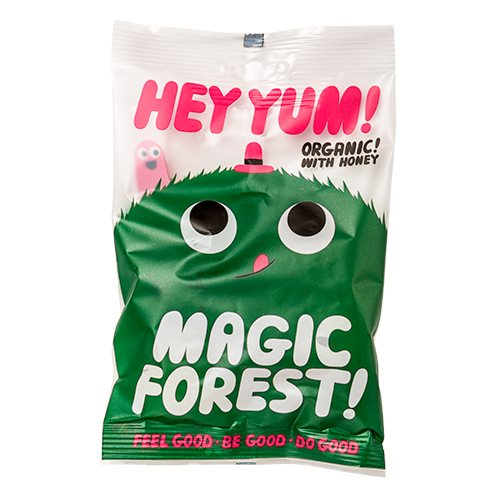 Hey Yum - Magic forest - Hvornum