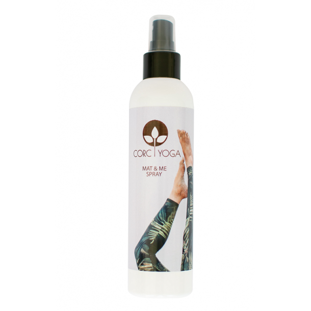 Corc Yoga Mat & Me Yoga Mat Spray 229 ml - Hvornum