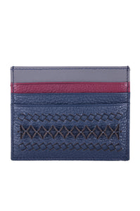 MINICA CARD HOLDER - NAVY