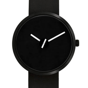 Projects Watches Sometimes White with Black Kol Saati Unisex Kol Saati