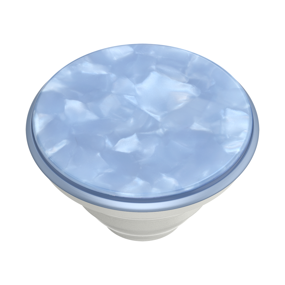 Acetate Powder Blue, PopSockets