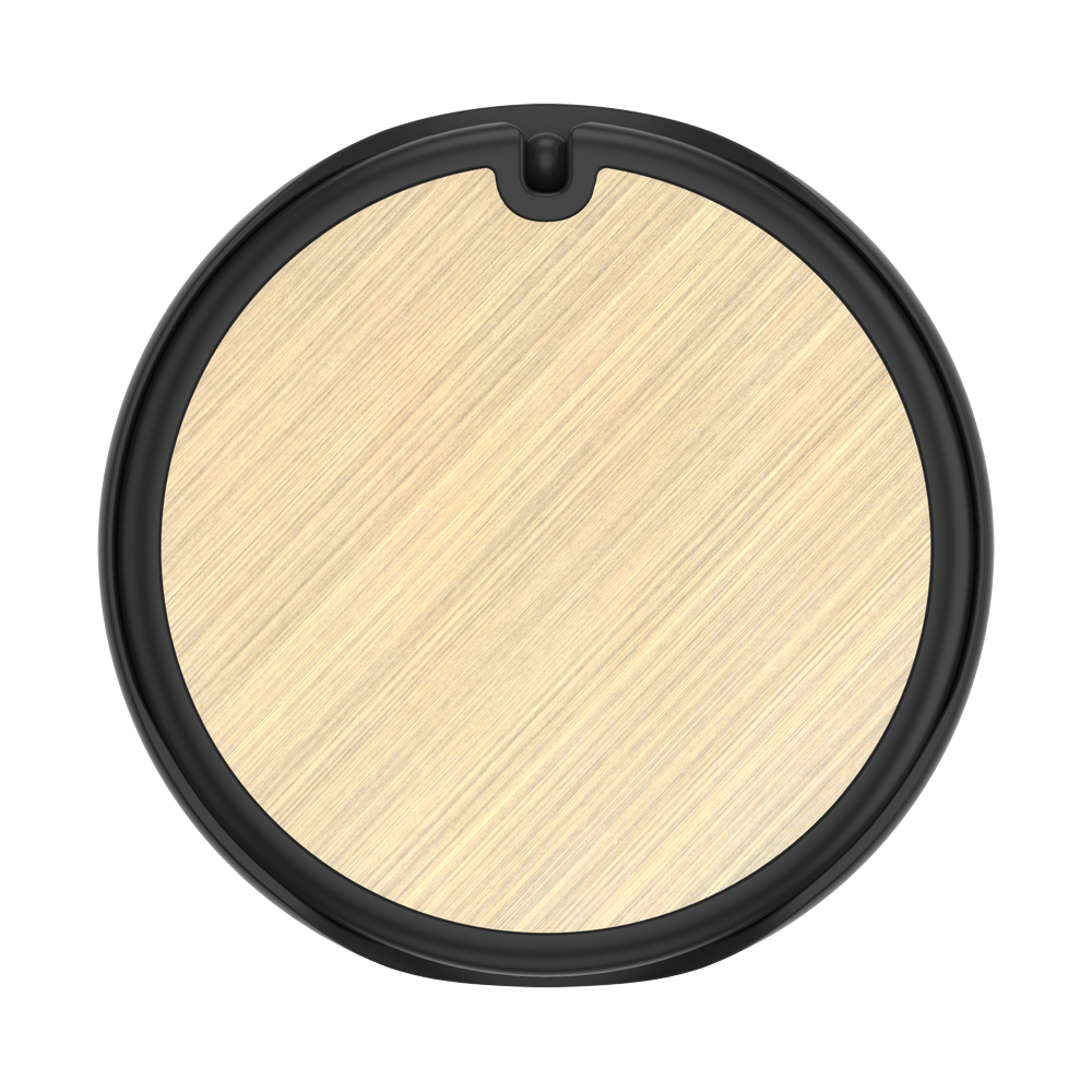 ポップミラー Aluminum Brushed Gold, PopSockets
