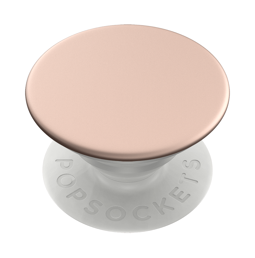 アルミニウム Rose Gold, PopSockets