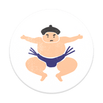 Big Sumo Wrestler, PopSockets