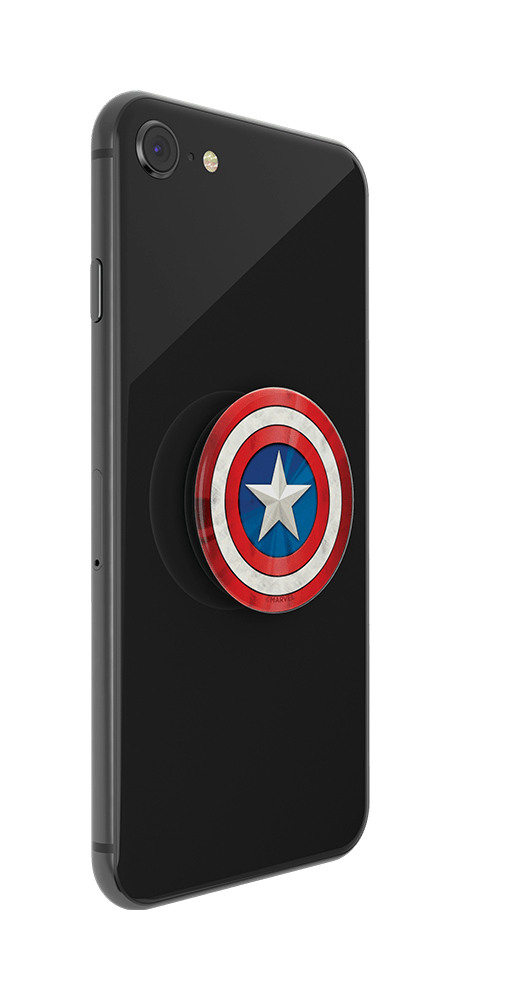 Captain America Icon, PopSockets