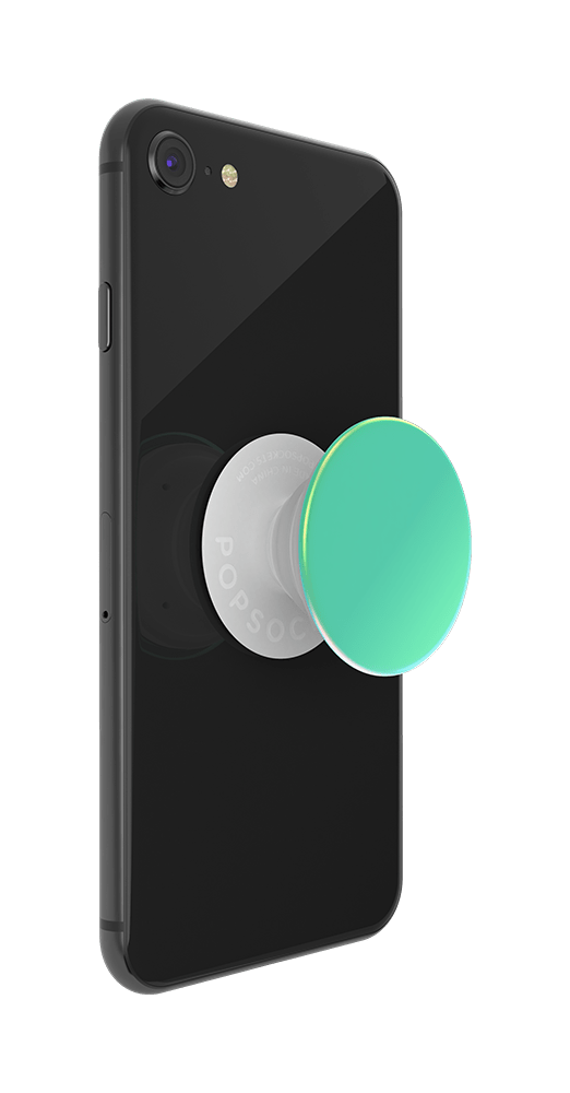 Color Chrome Seafoam, PopSockets