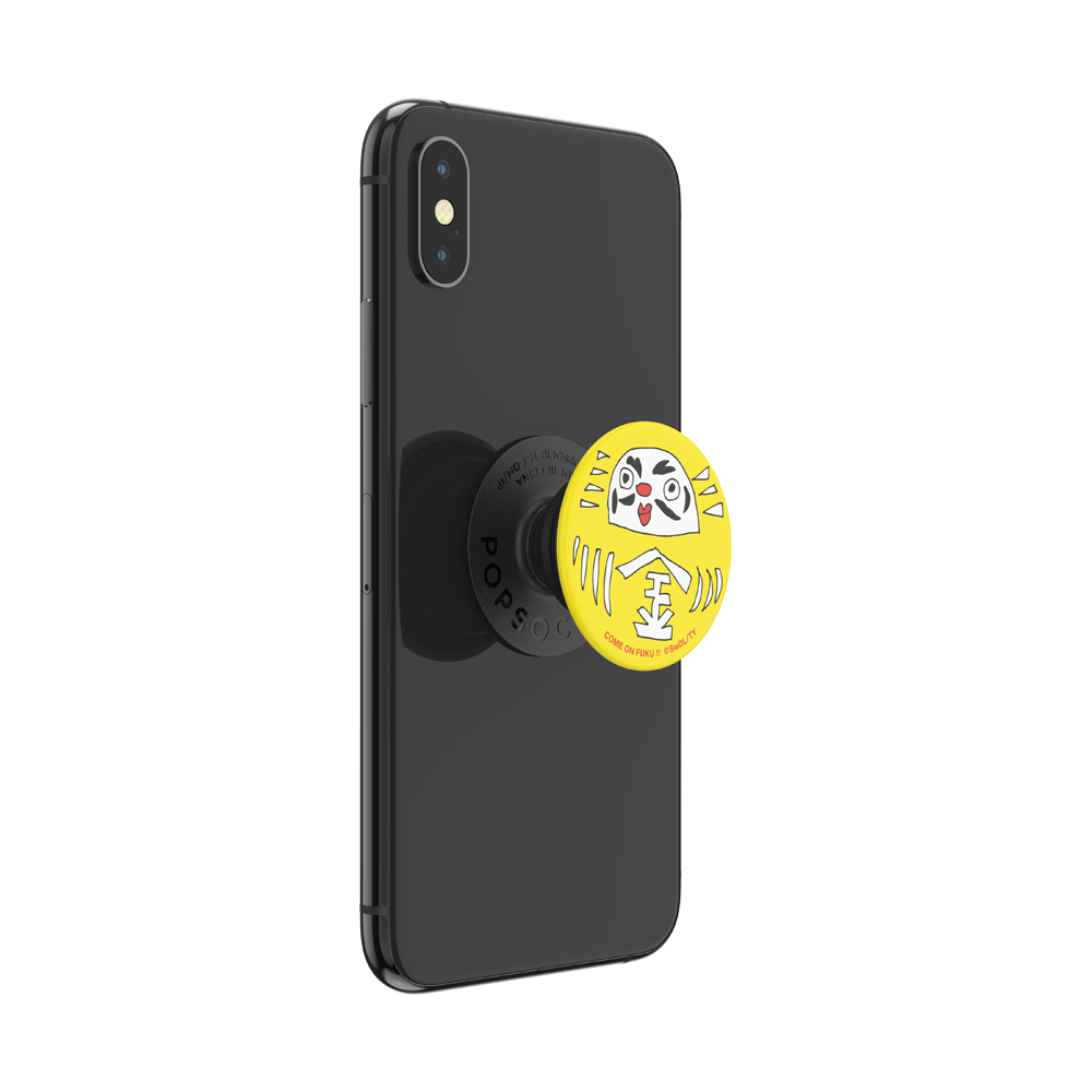 Come On 福!! 金, PopSockets