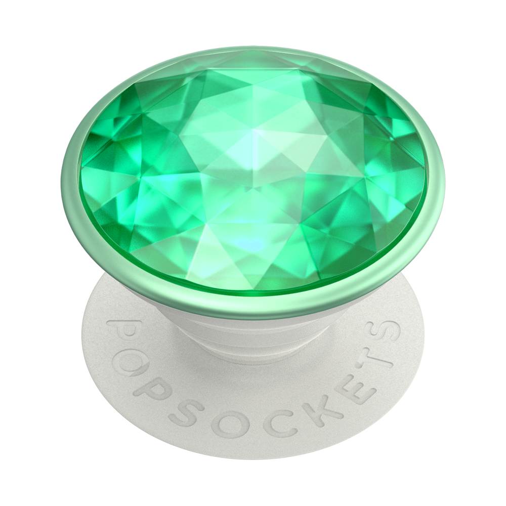 Disco Crystal Mint, PopSockets