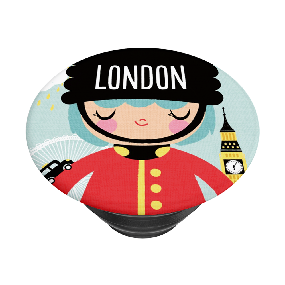 GO TO LONDON, PopSockets