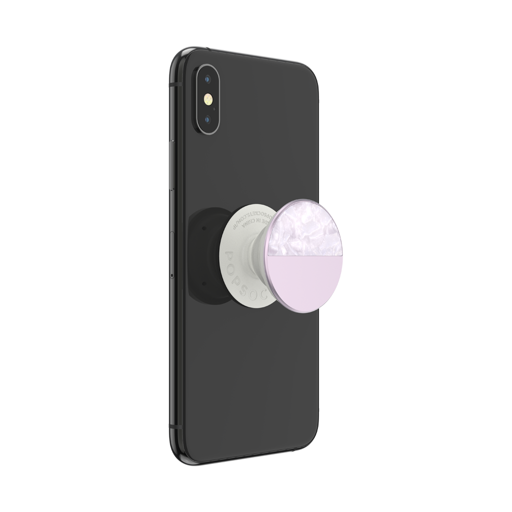 Glam Inlay Acetate Lilac, PopSockets
