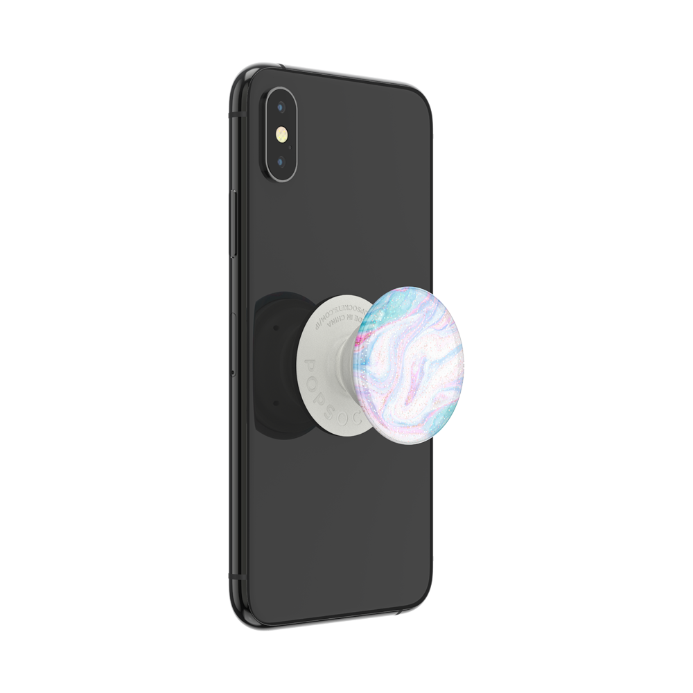Glitter Soft Swirls, PopSockets