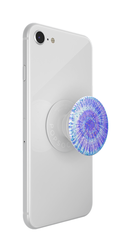 Glitter Twisted Tie Dye, PopSockets