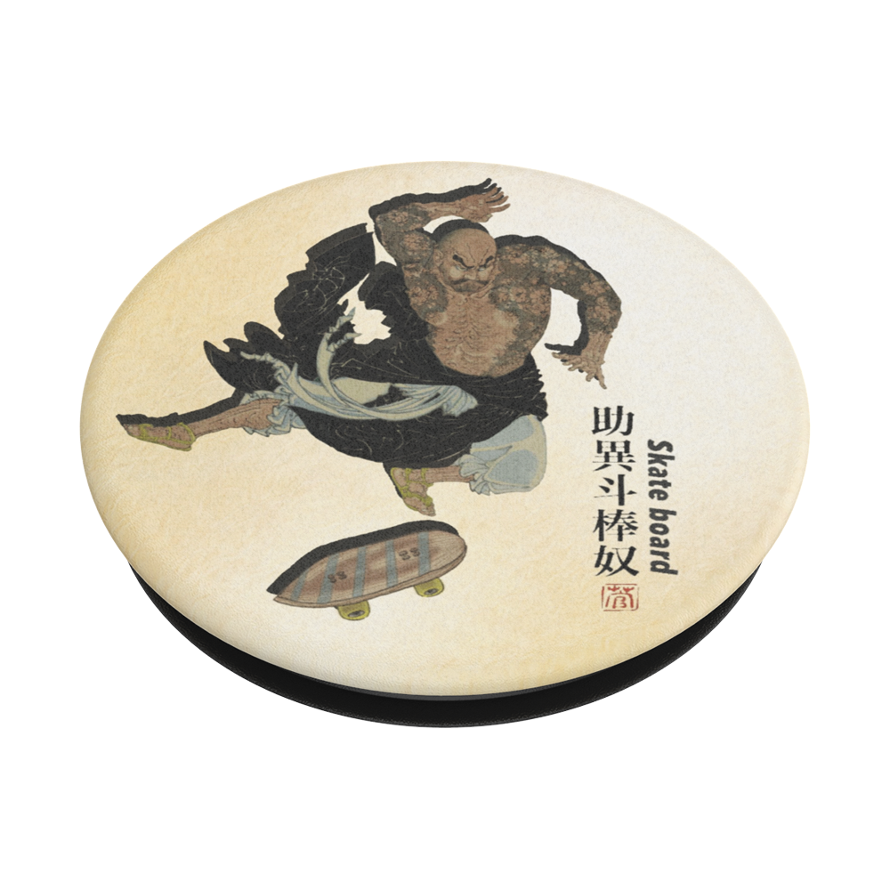 Benkei with Board (SUGA), PopSockets
