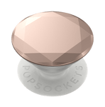 Metallic Diamond Rose Gold, PopSockets