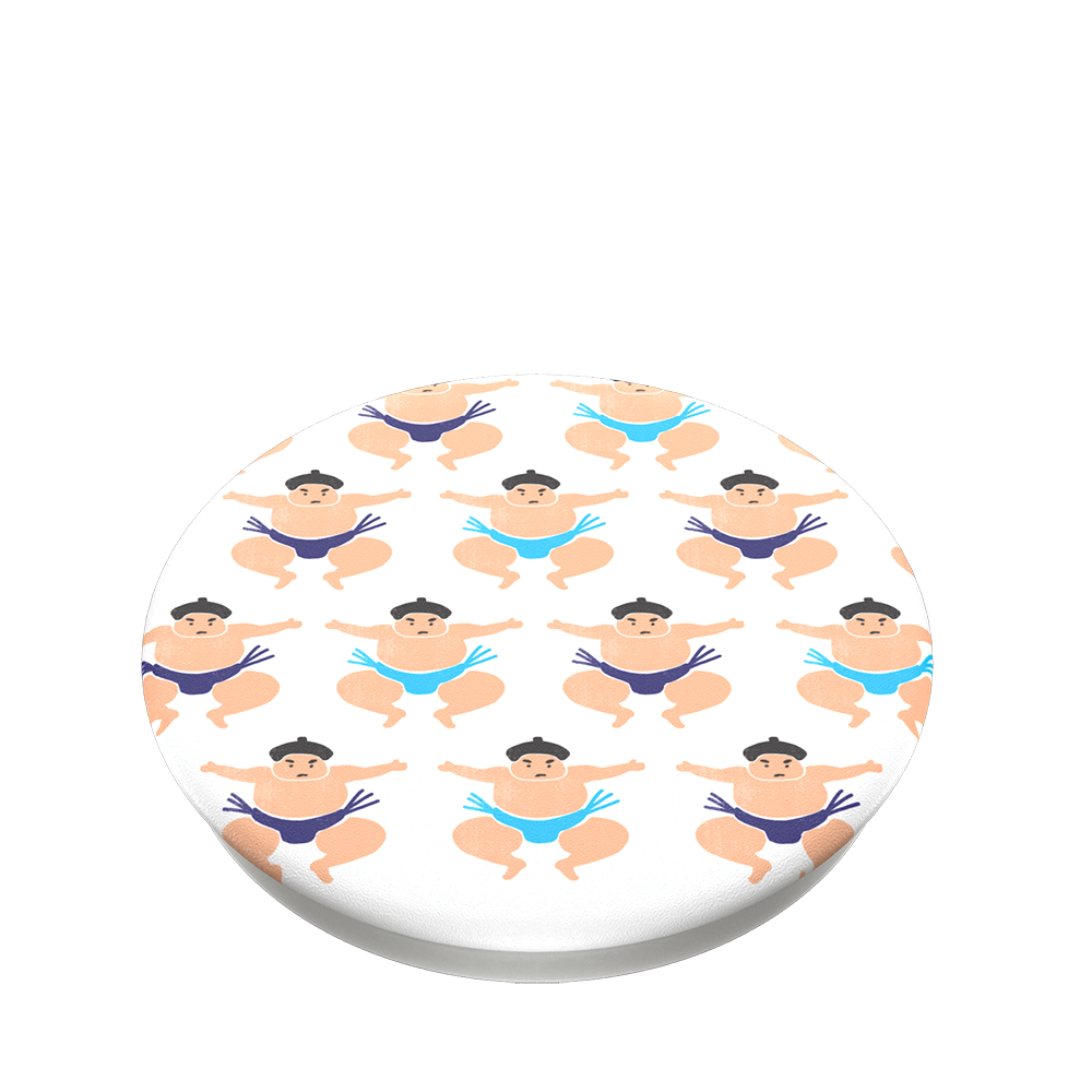 Mini Sumo Wrestlers, PopSockets