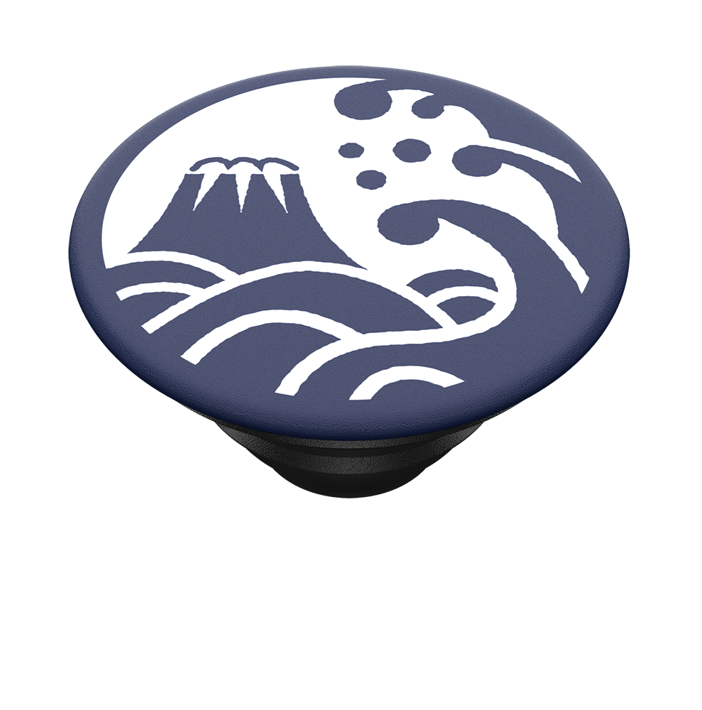 Mt. Fuji & Wave, PopSockets