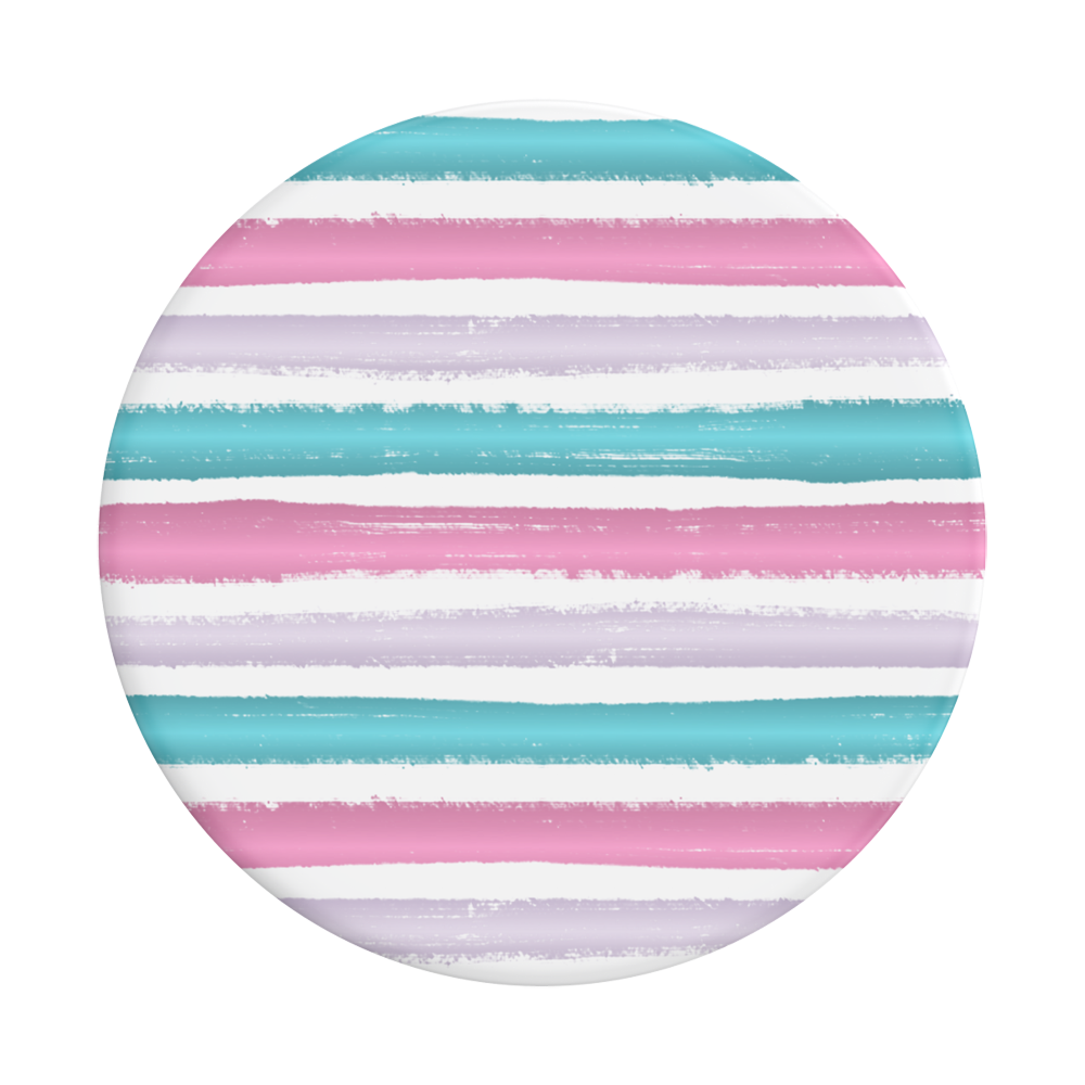 Pastel Stripes, PopSockets