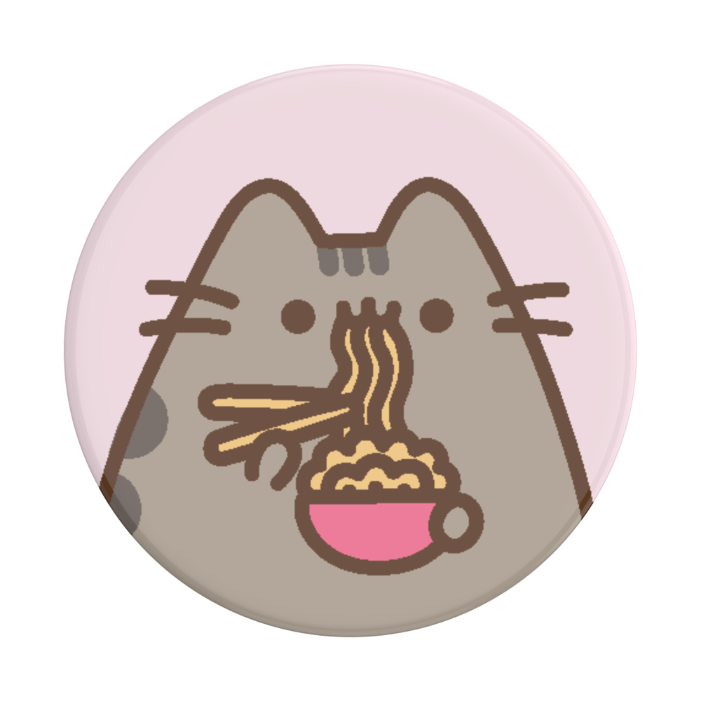Pusheen Ramen, PopSockets