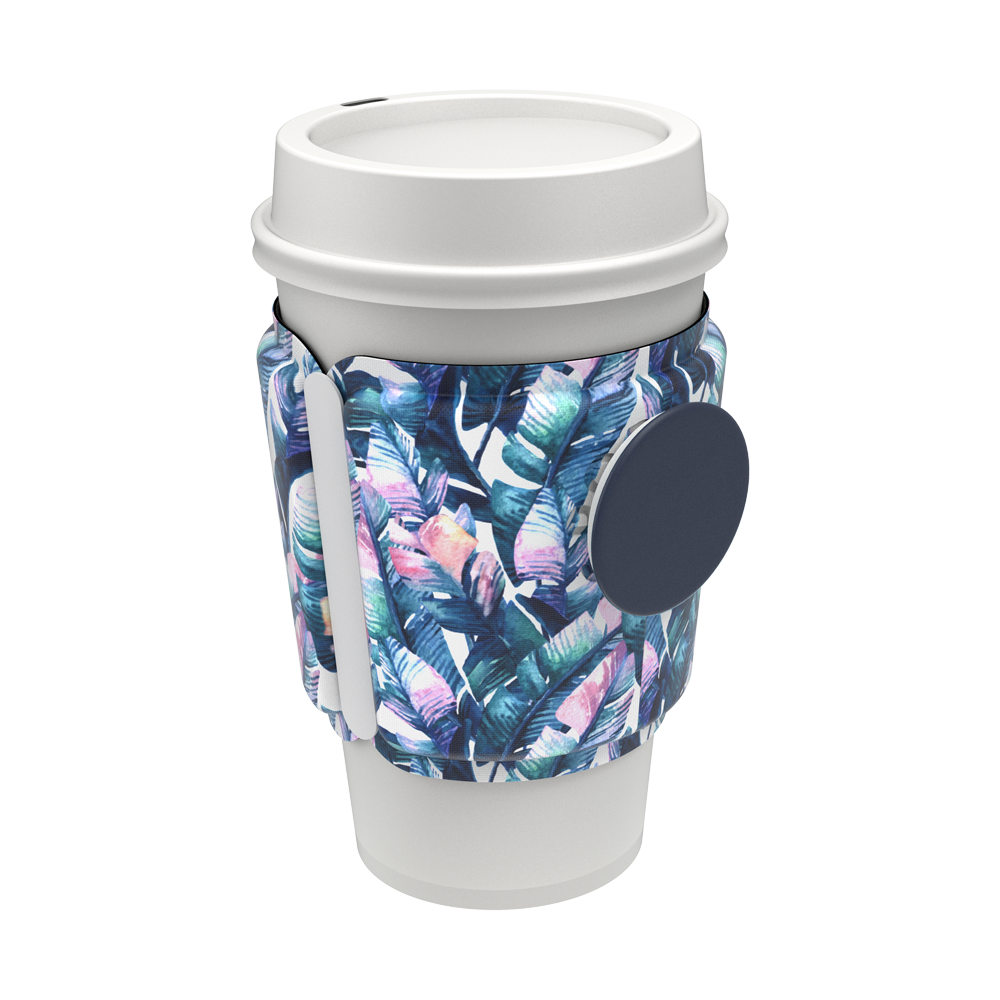 PopThirst Cup Sleeve Jungle Out There, PopSockets