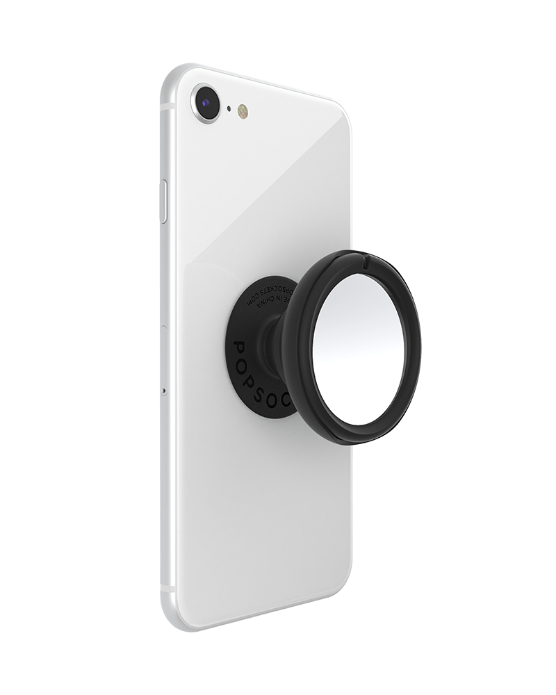 PopMirror Stone White Marble, PopSockets