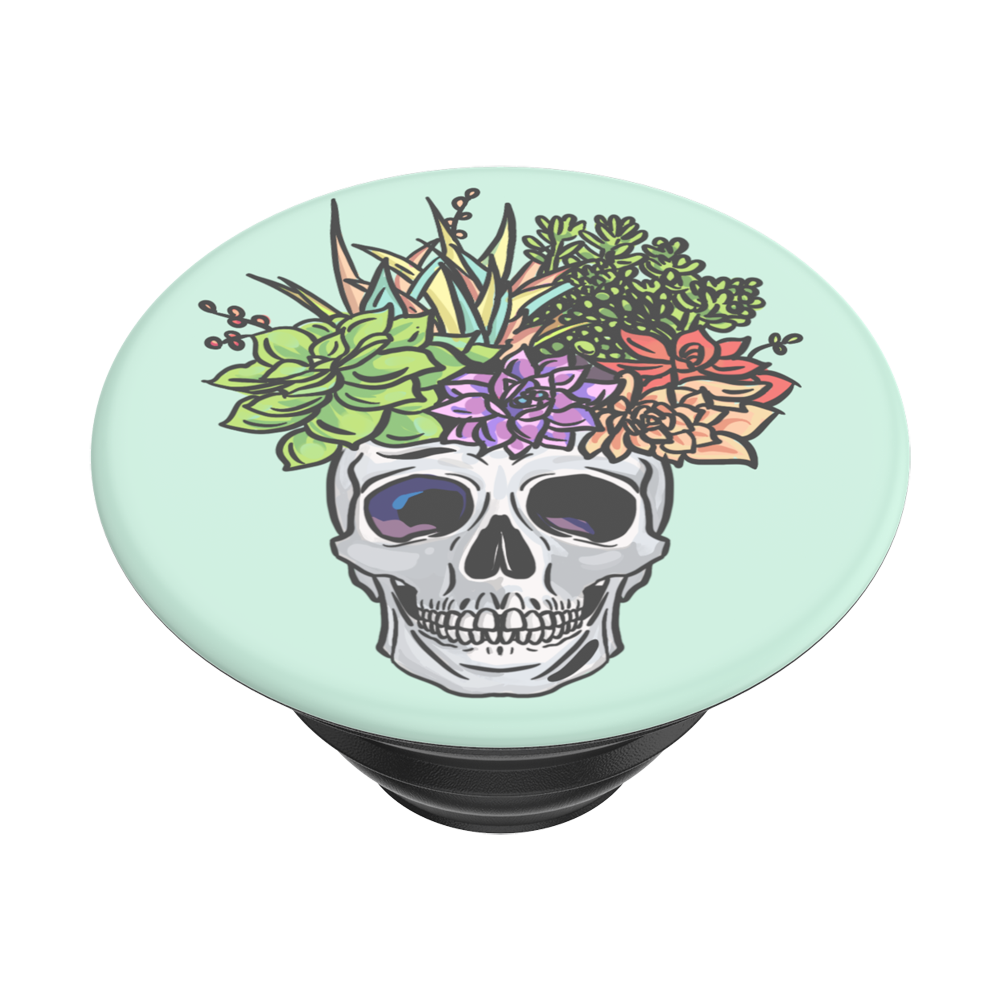Succulent Headspace, PopSockets