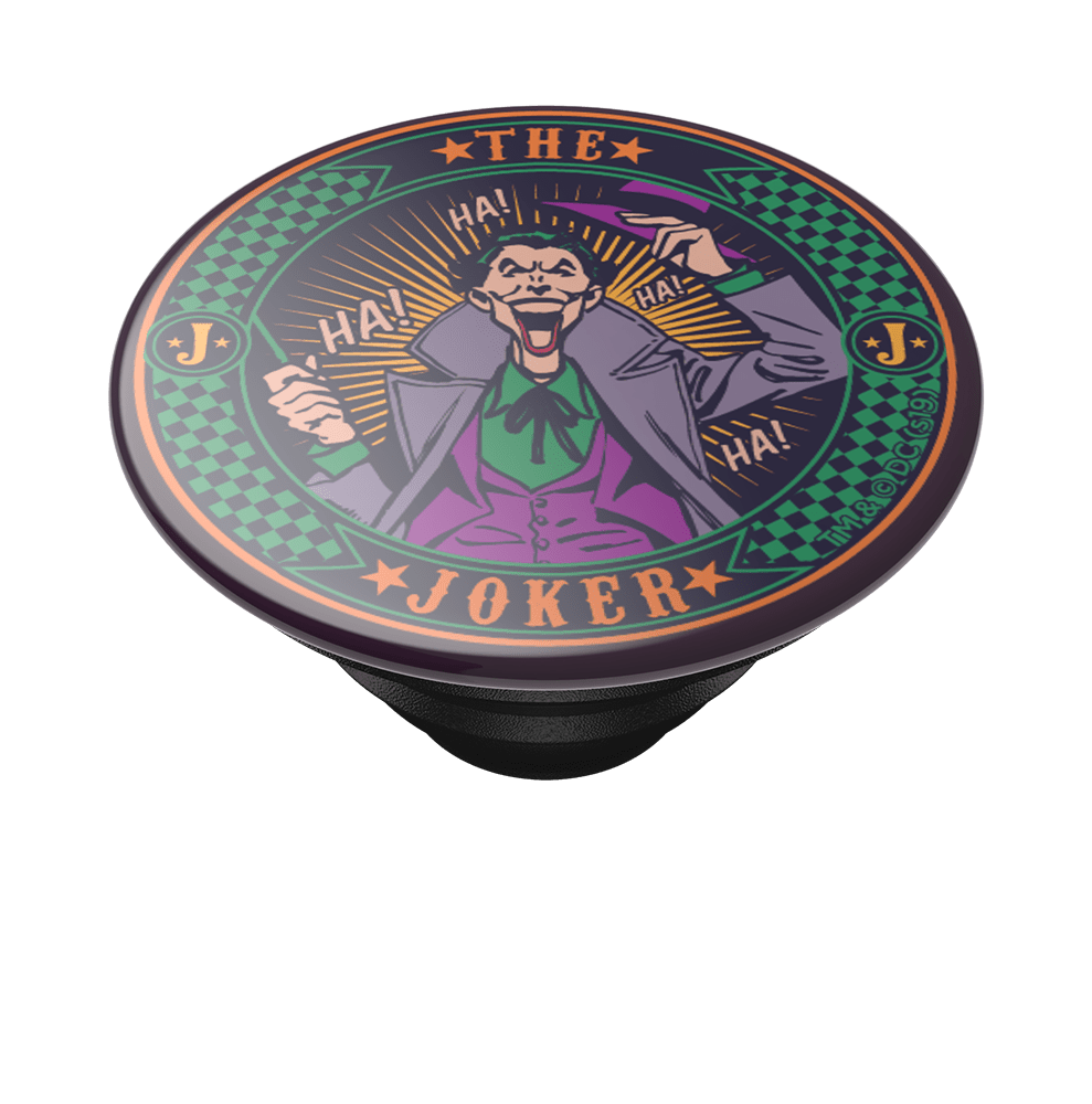 The Joker, PopSockets