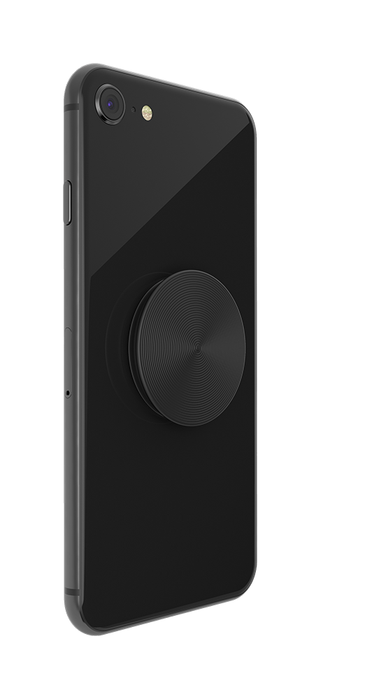 Twist Black Aluminum, PopSockets