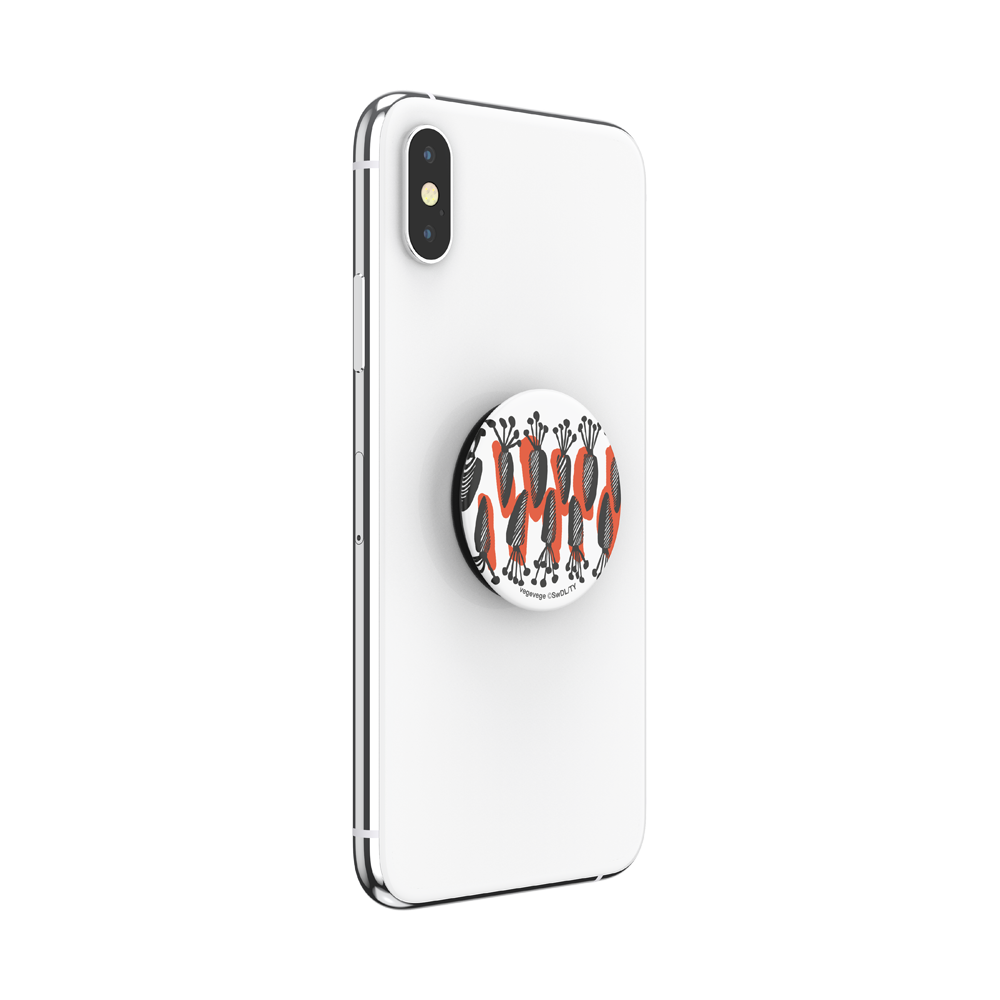 VegeVege Carrot, PopSockets