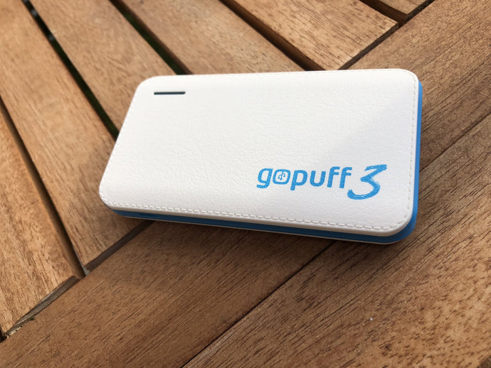 GoPuff 3 Portable Power Bank 5000mAh