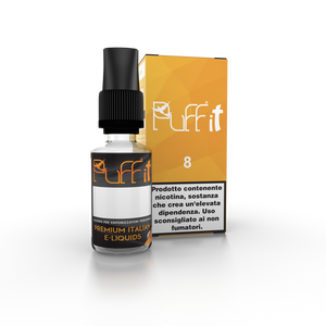 PUFFit COUNTRY E-Liquid
