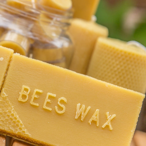 natural cosmetic beeswax