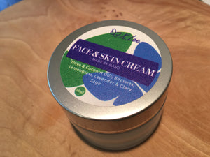 Clary Sage Face & Skin Cream (*Free shipping)