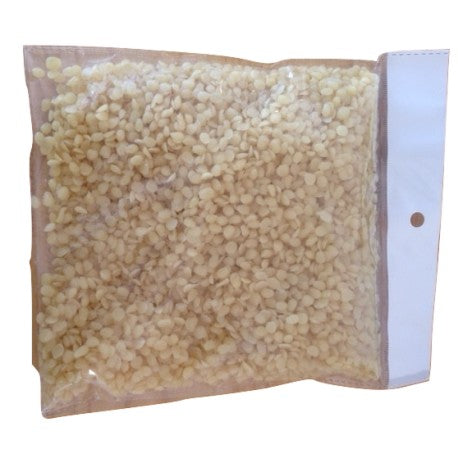 Beeswax beads for sale in 1 kilogram bags